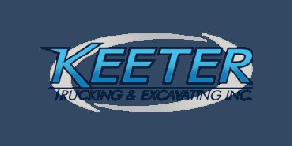 Keeter Trucking Logo