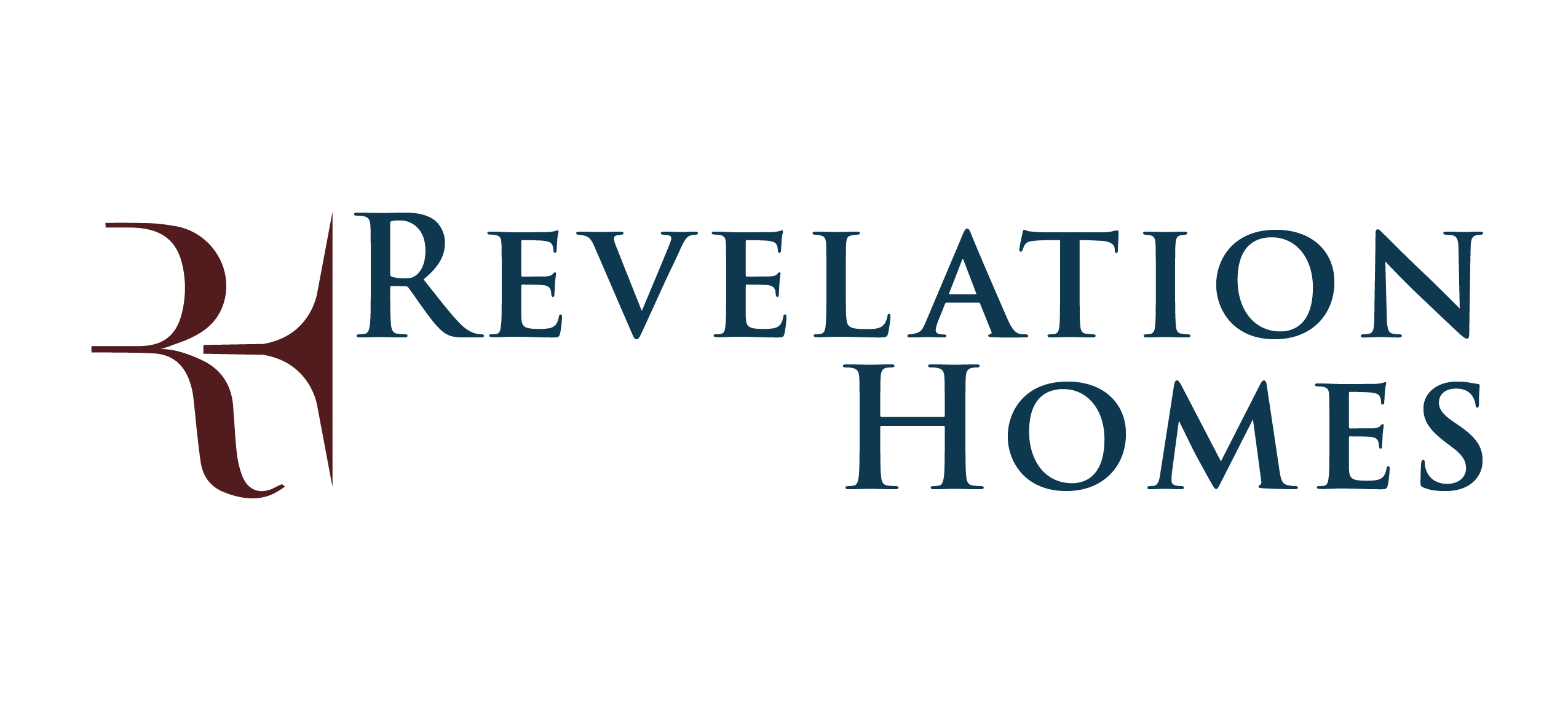 Revelation Homes 3to1 Logo